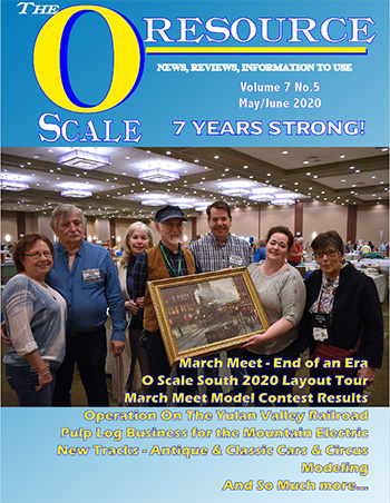 Back Issues of The O Scale Resource Magazine 41